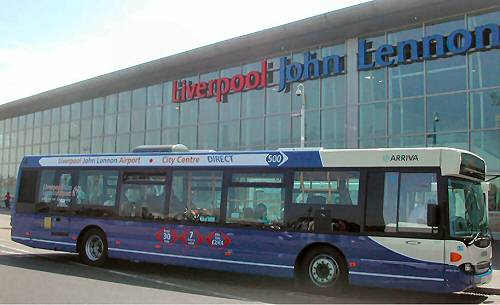 Getting to Liverpool Airport