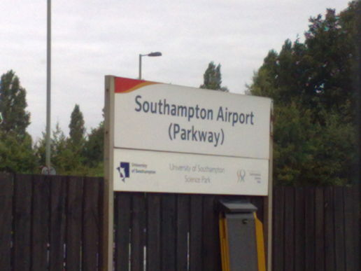 Southampton Airport Parkway